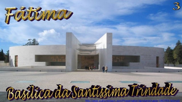 Fátima, Church of the Santíssima Trindade