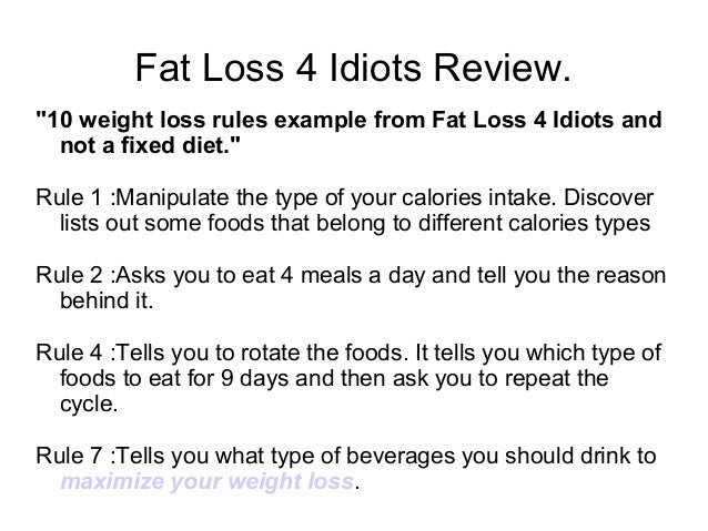 Ways how to lose weight quickly photo 4