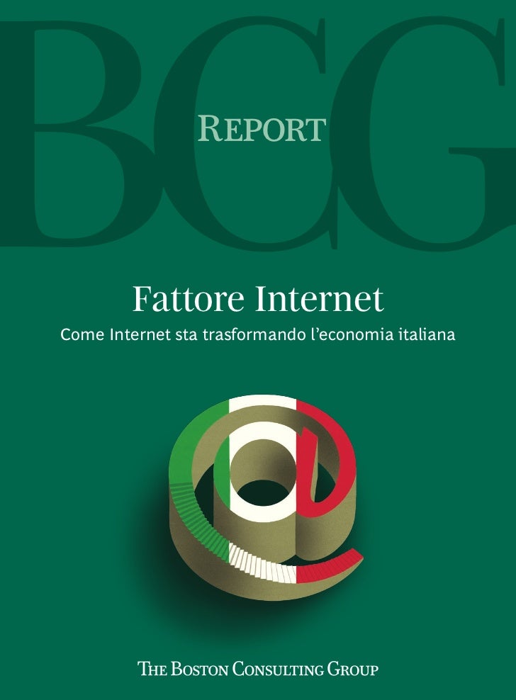 fattore internet report