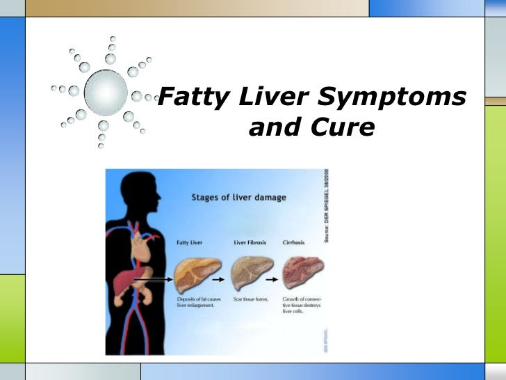how to get rid of fatty liver naturally