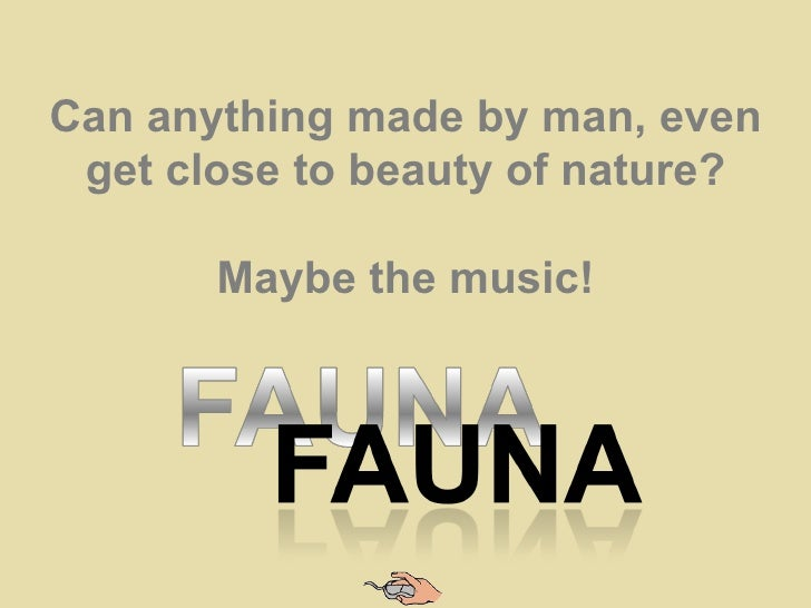 Fauna go (music)