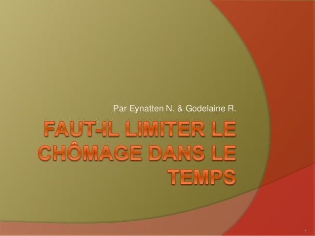 Par Eynatten N. & Godelaine R. 1
