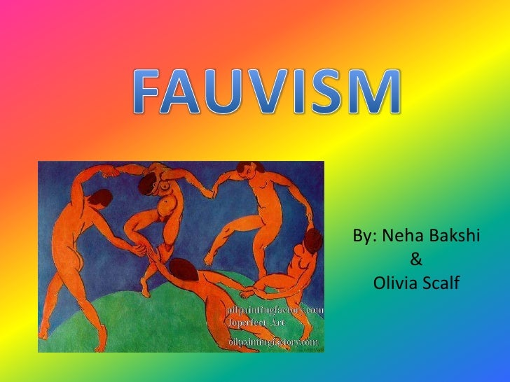 Fauvism presentation