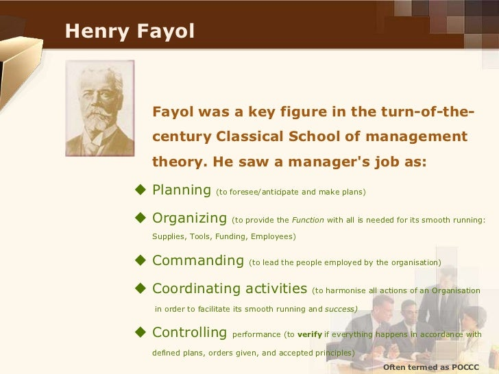 henri fayol principals essay Free essays on henri fayol s 14 principles for students use our papers to help you with yours 1 - 30.