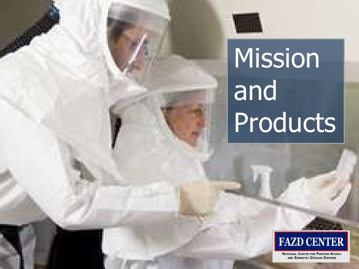 Missionand Products<br />