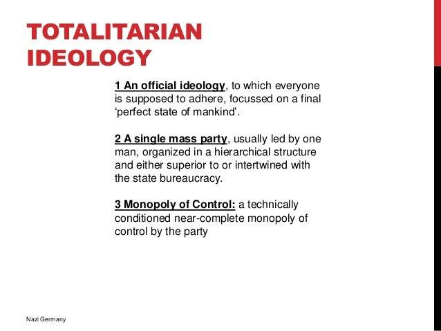 Hitler ideology vs stalin