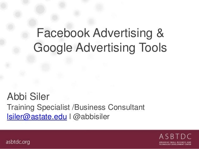 Facebook Ads and Google Ad Basics for Business