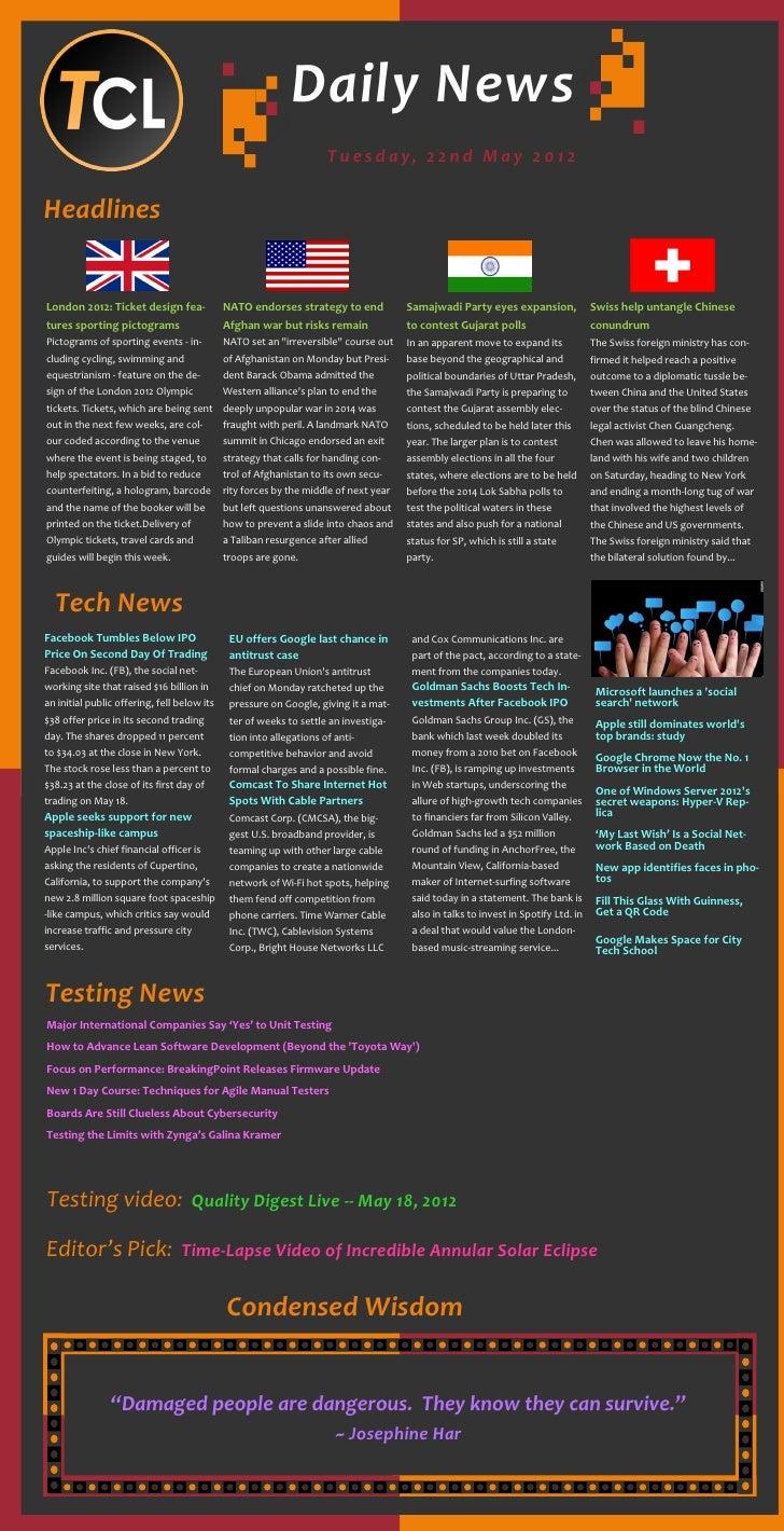 Fb daily news tuesday 22 may 2012- v1.00 vs 220512