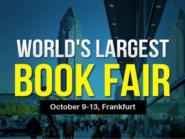 Frankfurt Book Fair - Facts & Stats