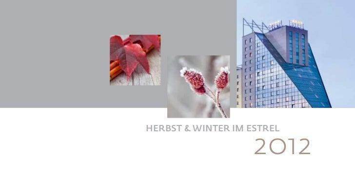 herbst & winter IM ESTREL                    2012