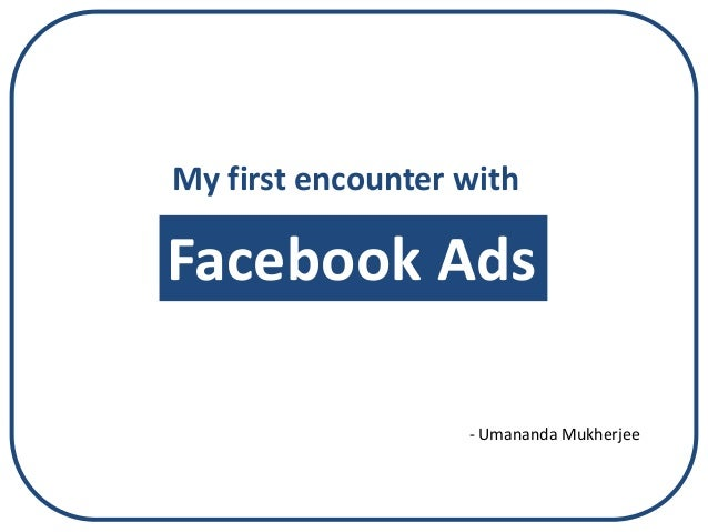 Facebook Advertising Case Study