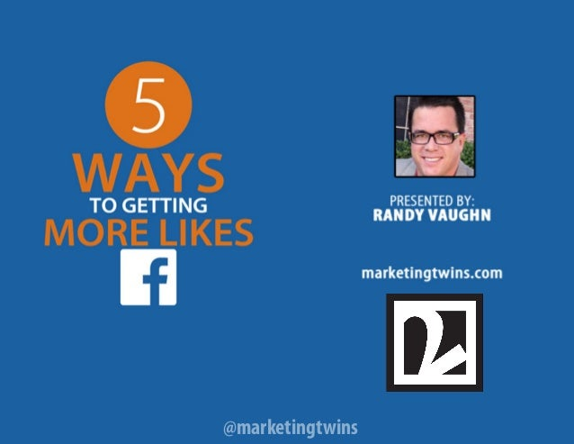 5 Ways to Get More Likes on Your Facebook Page