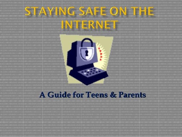 A Guide for Teens & ParentsA Guide for Teens & Parents