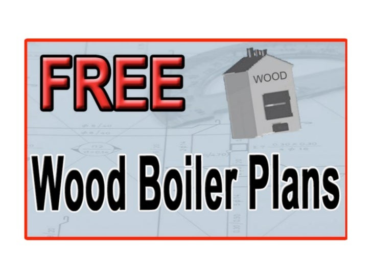 outdoor wood boiler free plans