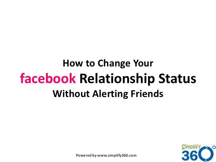 FB Relationship Status