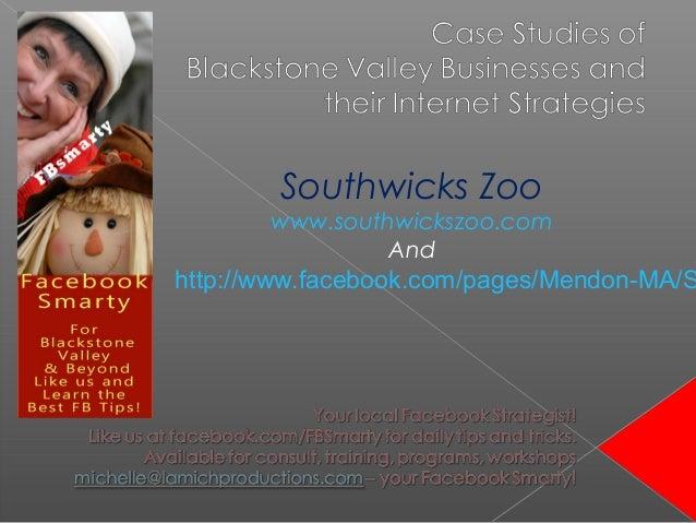 Southwicks Zoo www.southwickszoo.com And http://www.facebook.com/pages/Mendon-MA/S