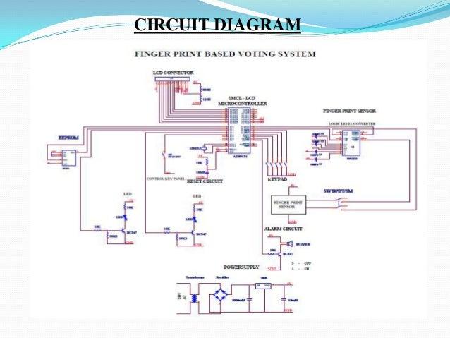 Led Scanner Circuit Led 5 Circuit Diagram
