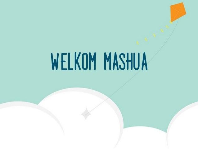 WELKOM MASHUA