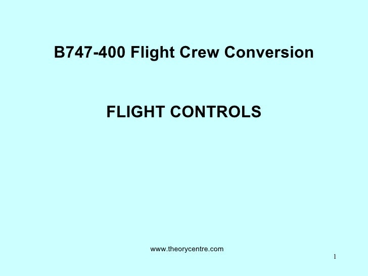 Fc744 Flightcontrol