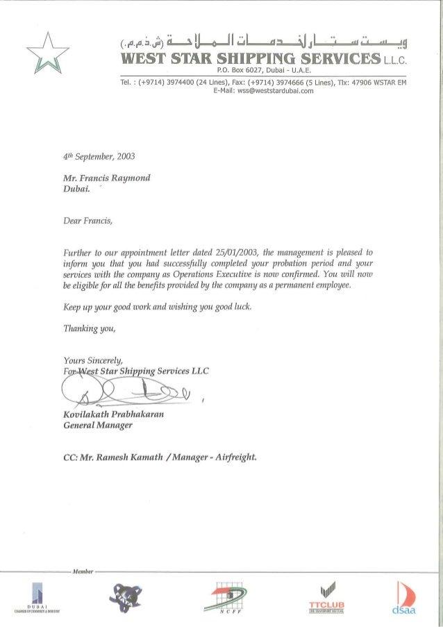 offer letter format in dubai