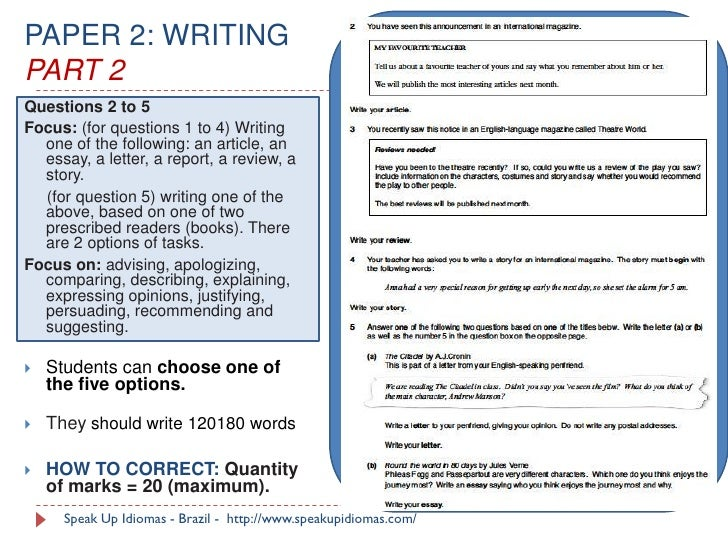 Essay Program