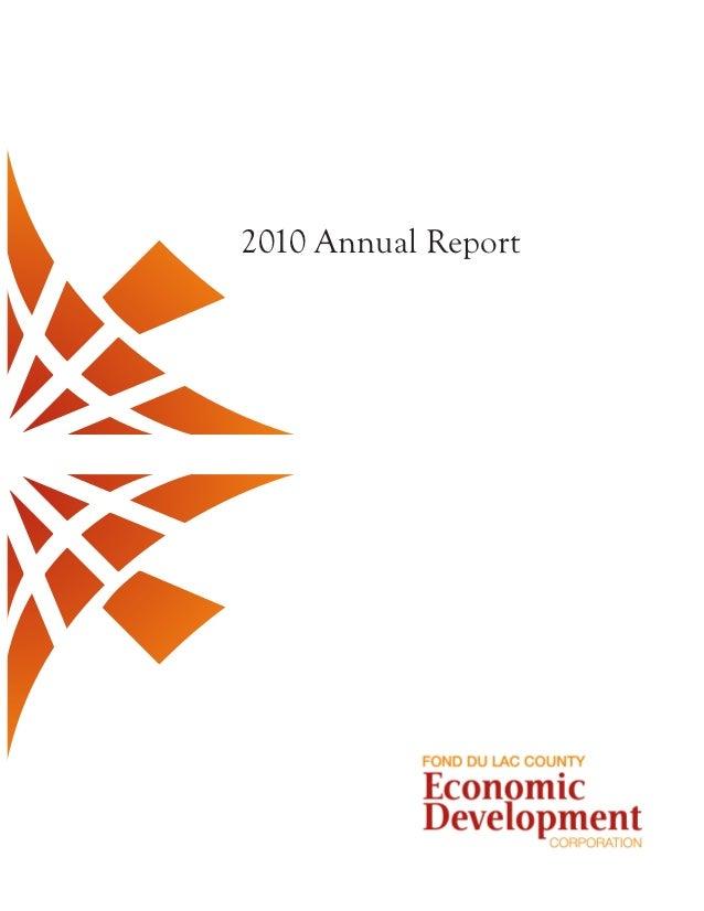 FCEDC 2012 Annual Report