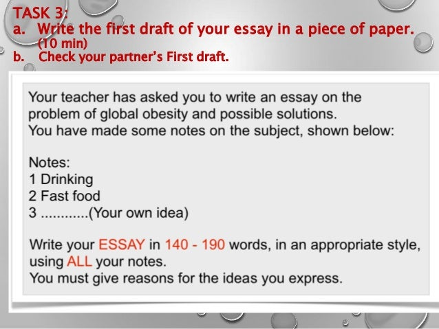 Write my food paper