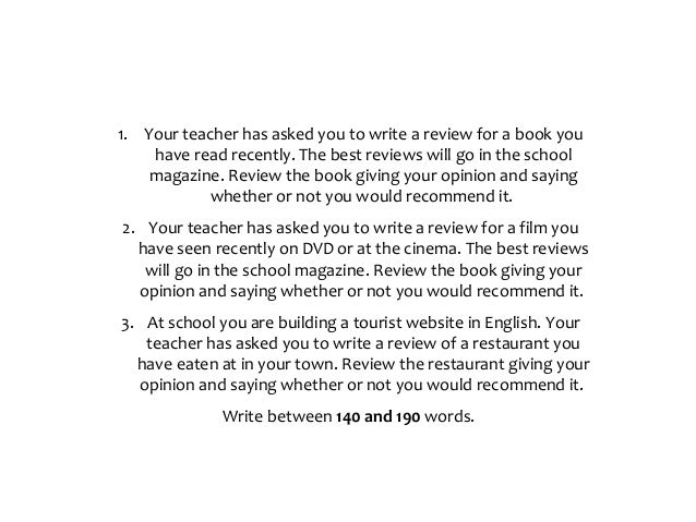 essay in business