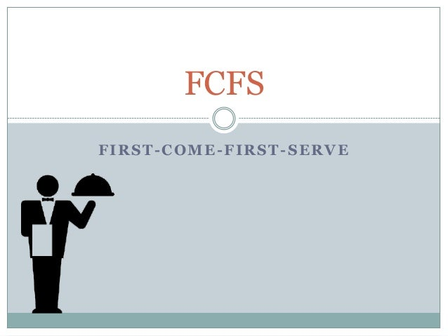 simulation of first come first served Queue scheduling disciplines - also known as first-come,first-served (fcfs) single queue beyond spam: orms modeling opportunities for email response management - simulation and queuing theory how often should we process our emails simulation.