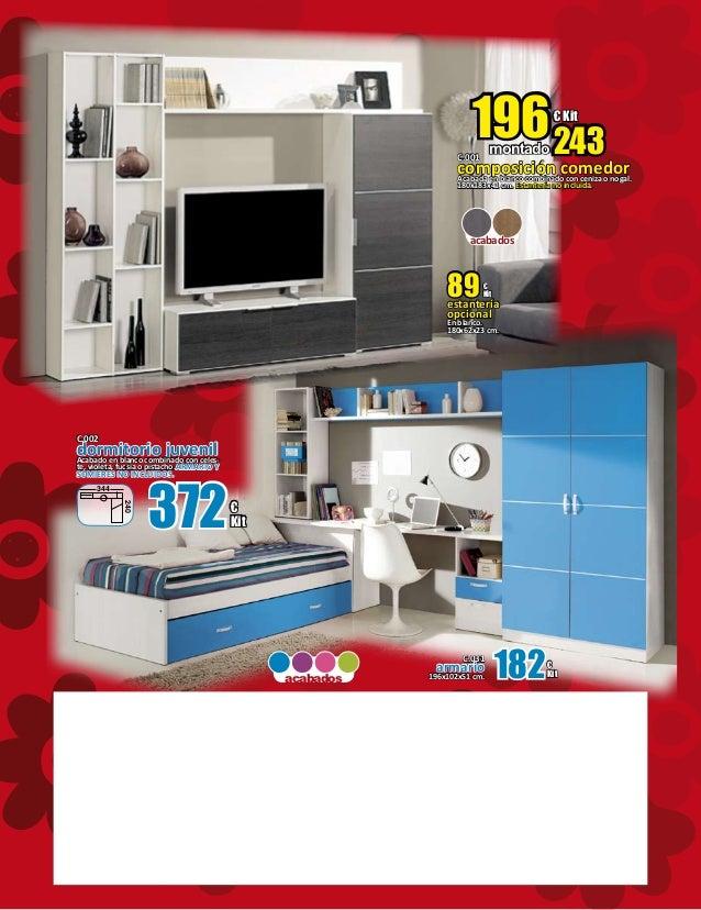 Catálogo Muebles y Decoración Botas