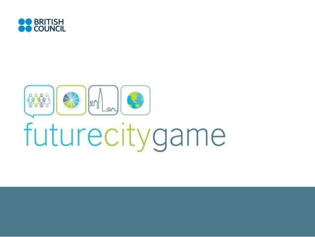Welcome to a blitz Future City Game!