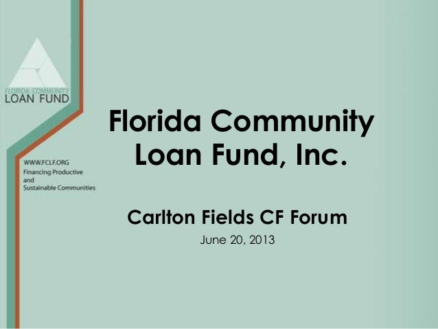Fclf Programs and Projects - CF Forum