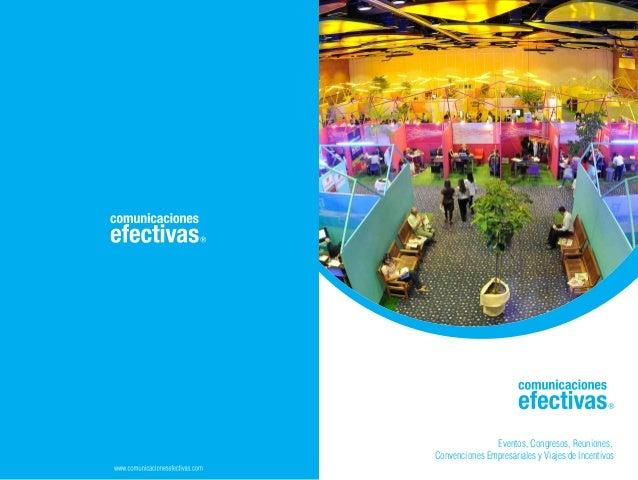 Eventos, Congresos, Reuniones,Convenciones Empresariales y Viajes de Incentivos