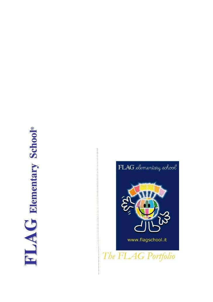 ® FLAG Elementary School     The FLAG Portfolio