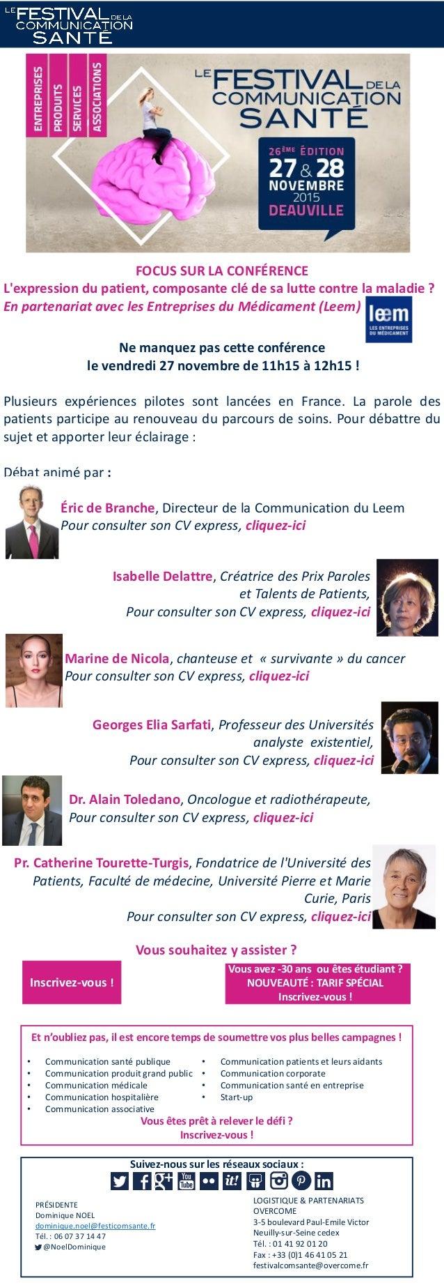 Suivez-nous sur les réseaux sociaux : LOGISTIQUE & PARTENARIATS OVERCOME 3-5 boulevard Paul-Emile Victor Neuilly-sur-Seine...