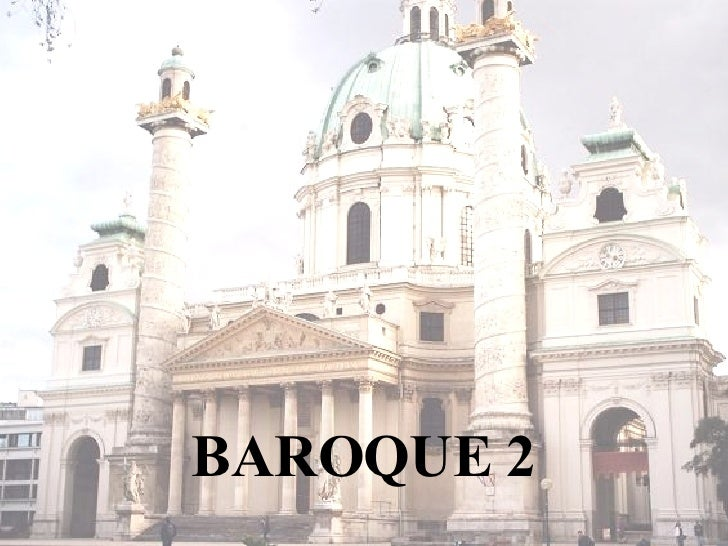 BAROQUE 2