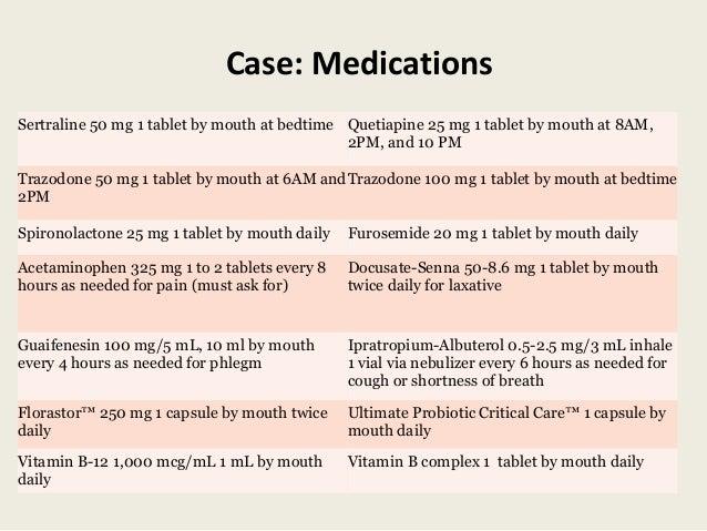 prednisone information