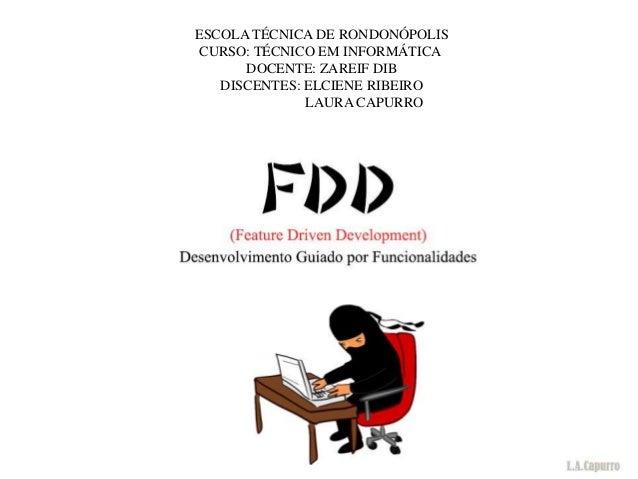 ESCOLA TÉCNICA DE RONDONÓPOLIS CURSO: TÉCNICO EM INFORMÁTICA      DOCENTE: ZAREIF DIB   DISCENTES: ELCIENE RIBEIRO        ...