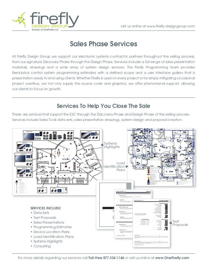 visit us online at www.firefly-designgroup.com                                    Sales Phase ServicesAt Firefly Design Gr...