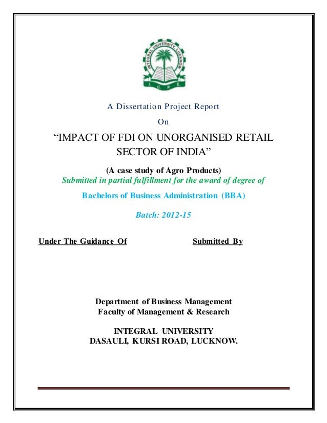 paper of fdi Foreign direct investment introduction foreign investment the purpose of this  paper is to provide an examination of foreign direct investment and the benefits.