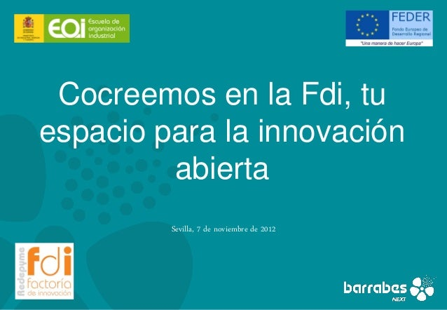 Fdi Cocreación con Editorial MAD