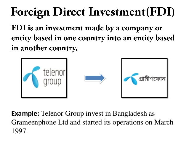 prospects of fdi in bangladesh Prospects in bangladesh and the most liberal fdi regime in south asia, allowing 100% foreign equity with unrestricted exit policy, easy remittance of.