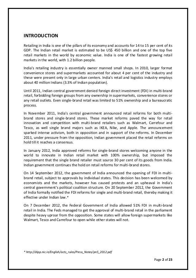 Essay on fdi in india pdf to jpg
