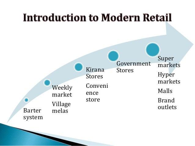 fdi in retail sector essays