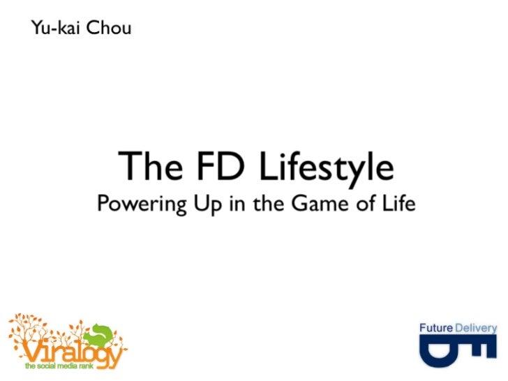 FD Lifestyle Presentation to Google