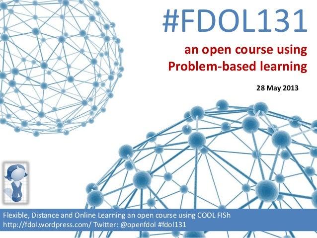 FDOL131 presentation May 28