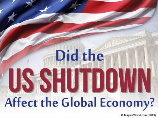 Did The U.S Shutdown Affect The Global Economy?