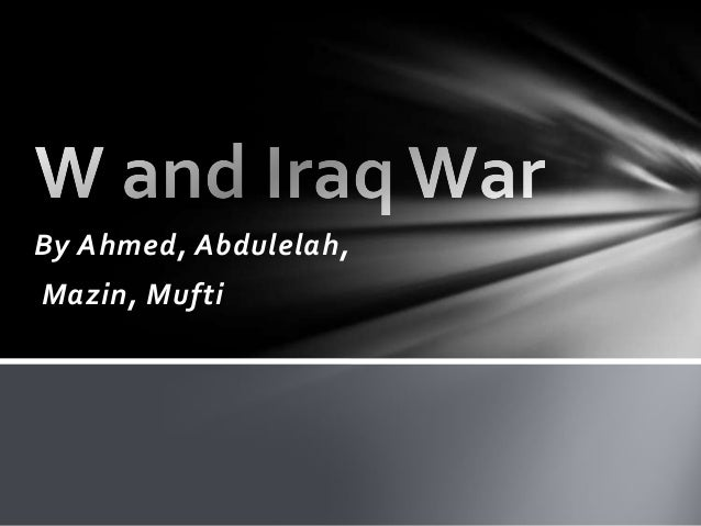 By Ahmed, Abdulelah,Mazin, Mufti