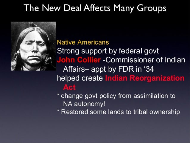 how did the new deal affect The new president obama proposed to stimulate the economy by spending large says we know for sure that the big spending programs of the new deal did not.