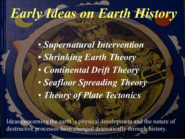Human intervention in natural phenomena